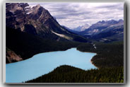 Peyto Lake, CAN